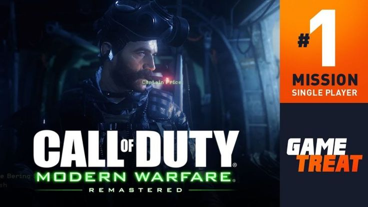 Call of Duty: Modern Warfare Remastered is a first-person shooter video game developed by Raven Software and published by Activision. A remastered version of Call of Duty 4: Modern Warfare, it was released worldwide on November 4, 2016 for the PlayStation 4, Xbox One and Microsoft Windows...