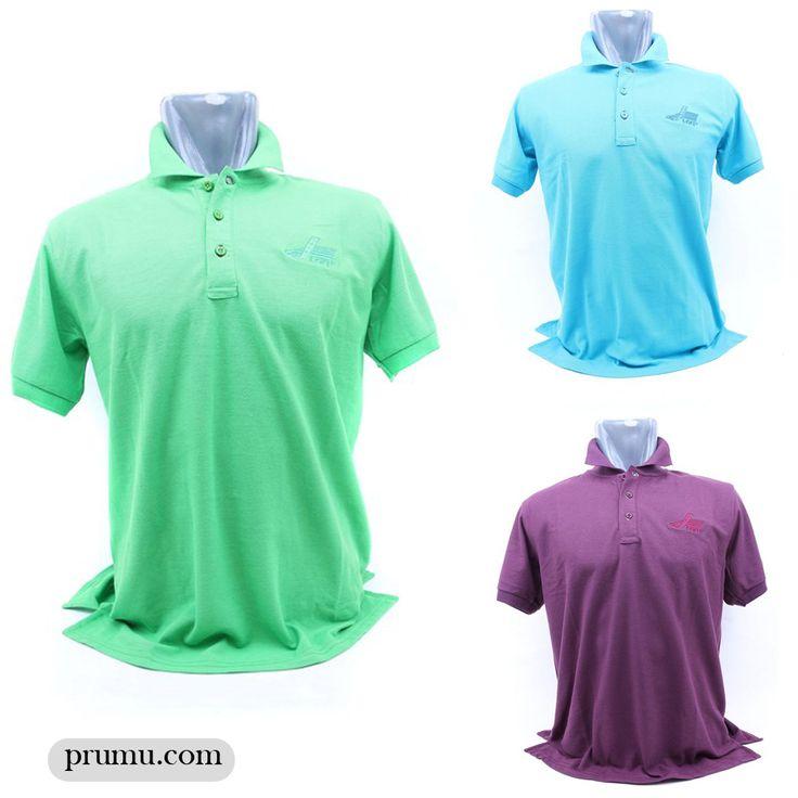 Hi guys, warna-warni polo shirt ini bisa membuat penampilan kalian lebih ceria dan fun >> goo.gl/o0ewU9  #poloshirt #prumuid #fashion