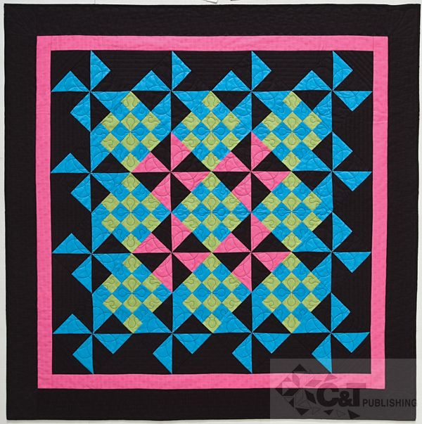 Midnight Quilts by C Publishing