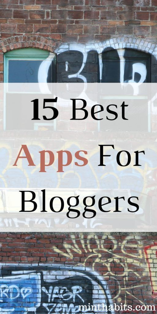 Blog better with the best apps for bloggers! These blog apps and blog writing apps are amazing. Click here to see them!