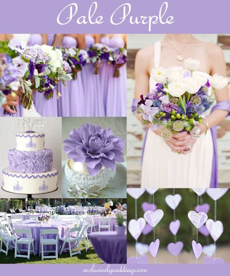 Your Wedding Color Don T Overlook Five Luscious Shades Of Purple Read More