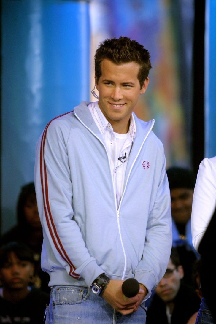 Pin for Later: Before Blake: 22 Ryan Reynolds Moments You May Have Forgotten When He Visited TRL With Tara Reid