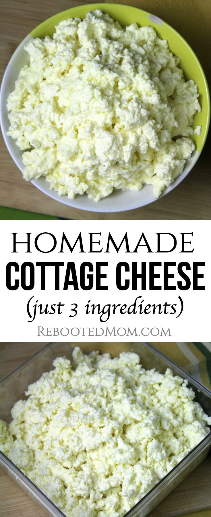 An Absolutely Delicious Recipe For Homemade Cottage Cheese That S Simple To Make At Home Wi Cottage Cheese Recipes Homemade Cottage Cheese Vegan Cottage Cheese