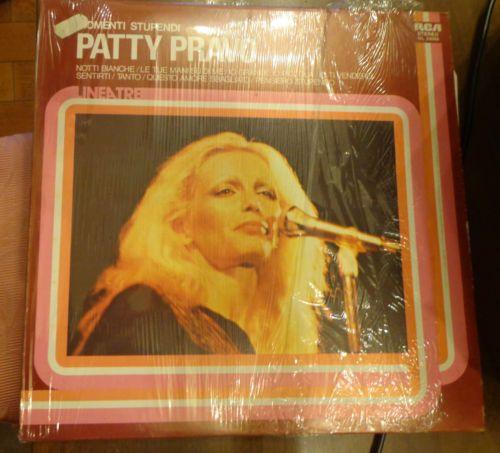 LP - PATTY PRAVO - MOMENTI STUPENDI - NL 33086 - IKAI 34680 - Anno 1979