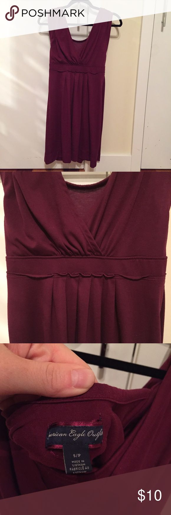American Eagle Outfitters Maroon Midi Dress American Eagle Outfitters Maroon Midi Dress American Eagle Outfitters Dresses Midi