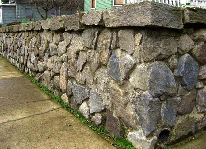 Stone Cap Detail : Best images about stone walls on pinterest faux