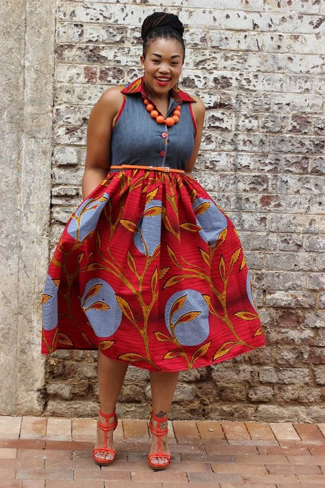 Bow Afrika Fashion - Pagnifik