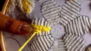 maravillas del bordado con camila Ag - YouTube