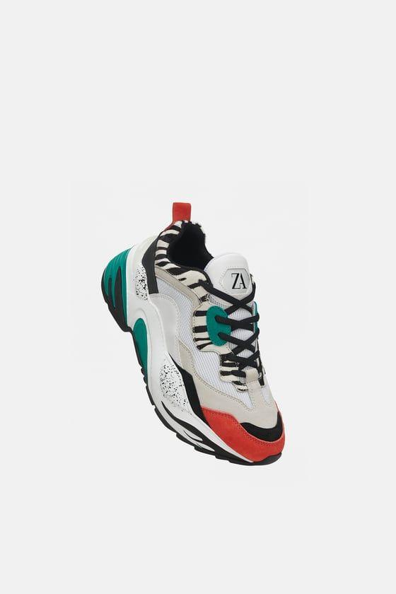 buy popular 5643f beb09 DEPORTIVAS MAXI SUELA in 2019   SHOE LUSH!   Sneakers, Dad sneakers,  Sneakers nike