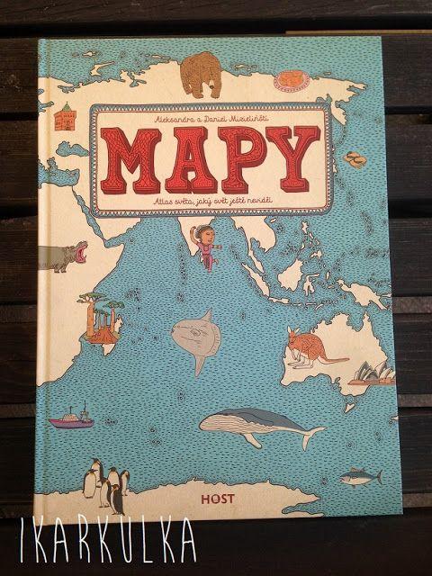 iKarkulka: Mapy
