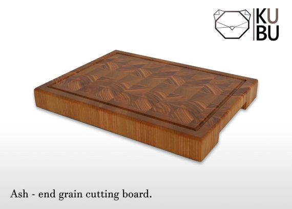 End grain Cutting Board  High Quality cutting by KubuHandmade
