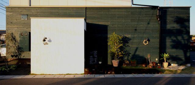トレフルブラン -trèfle blanc | Works | 岐阜の設計事務所 ピュウデザイン|住宅設計、店舗設計、新築、リノベーション、家具デザイン