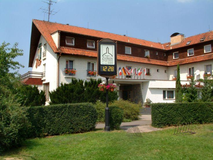 Hotel Zvíkov - Zvíkovské Podhradí  www.hotelzvikov.cz Hotel 3*