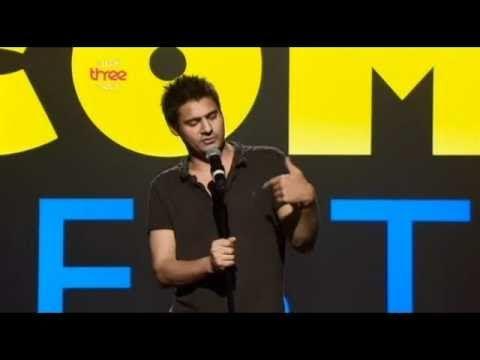 Danny Bhoy - Edinburgh Comedy Fest 2010