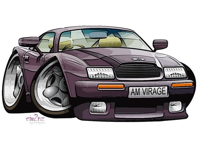 Aston Matin Virage | Flickr - Photo Sharing!