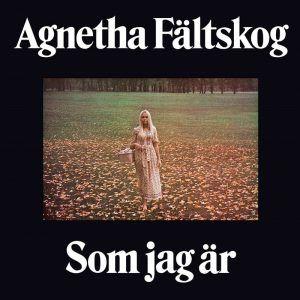 """AGNETHA FÄLTSKOG """"Som jag är"""" – LP.  Es ist das dritte Album SOM JAG JÄR (""""Wie ich bin"""") der ehemaligen ABBA-Sängerin Agnetha Fältskog in schwedischer Sprache. Erstmals veröffentlicht wurde es 1970 mit Unterstützung ihres Verlobten Björn Ulvaeus. Erst zwei Jahre später, 1972, gründete sich dann ABBA."""