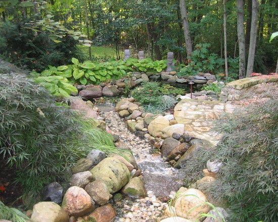 Garden Design Dry River Bed 9 best garden river images on pinterest | dry creek bed