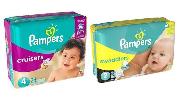Wow! Score Pampers Jumbo Pack Diapers or Easy Ups For Only $4.66 Each Starting This Weekend!  https://www.mojosavings.com/wow-score-pampers-jumbo-pack-diapers-or-easy-ups-for-only-4-66-each-starting-this-weekend/