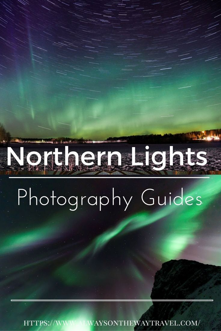 I have composed several articles on travel in Alaska and have mentioned the Northern Lights a few times, but one thing I have not written about is tips on photographing it.    Photographing the Northern Lights is