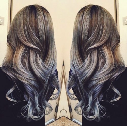 1000 Ideas About Silver Highlights On Pinterest  Gray Hair Gray Highlights