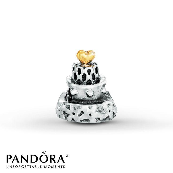 Pandora Stiletto Charm Cake