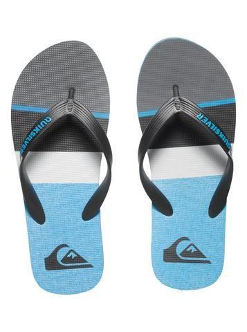 Quiksilver Molokai Sunset Sandals Blue - Surf' in Monkeys School & Shop