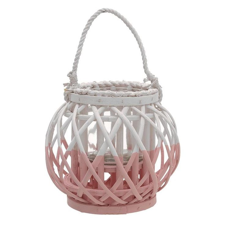 Willow Lantern - Lanterns - DECORATIONS - inart