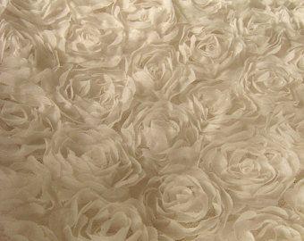 White Corsage Table Linen4