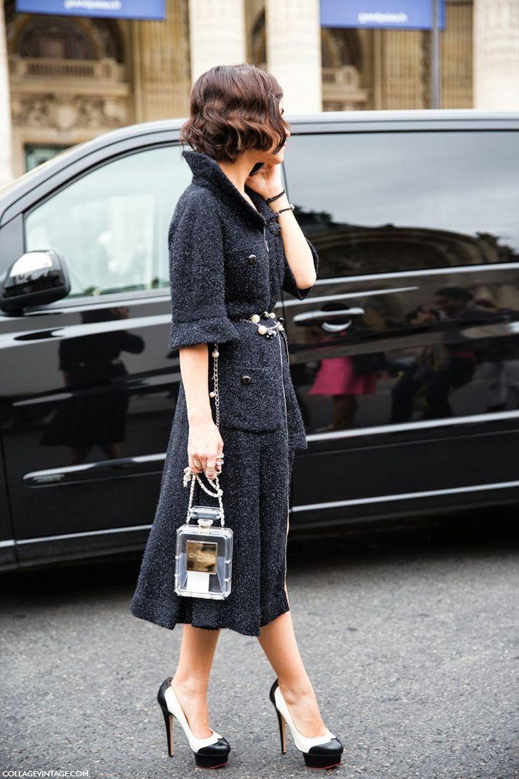 CoCo Chanel No.5 Perfume Clutch Bags  #fashion #Celebrity #Chanel