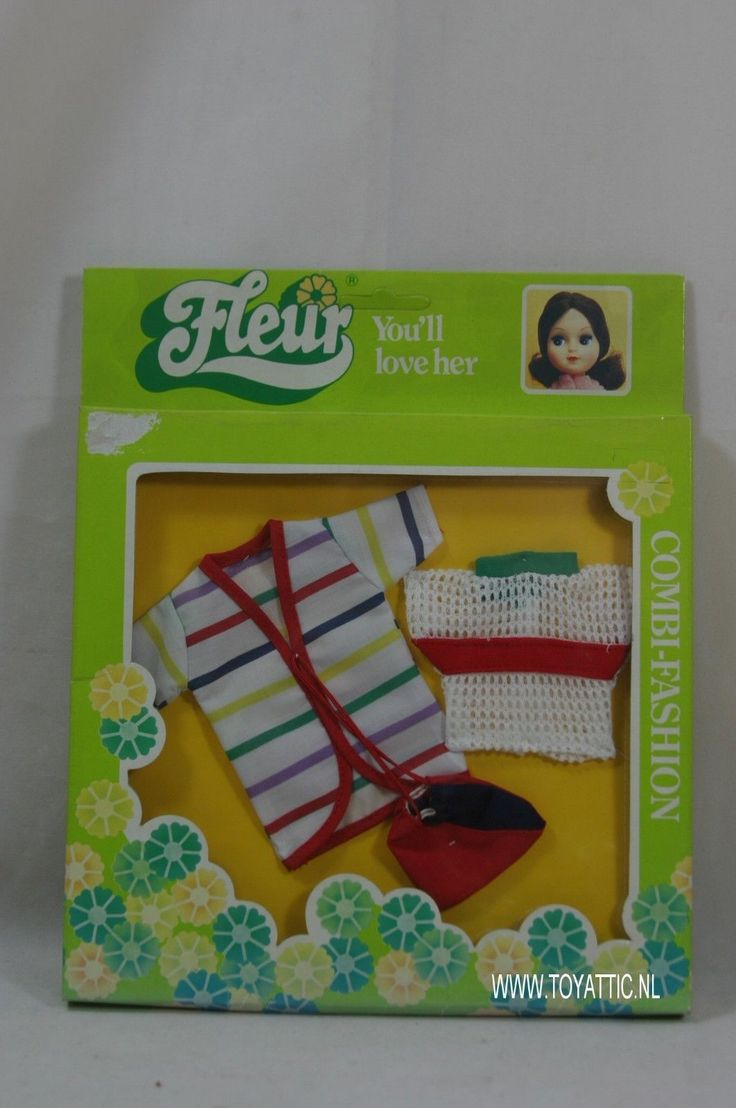 Fleur ( dutch Sindy ) fashion combi fashion no. 385-1230 New - NRFB   eBay
