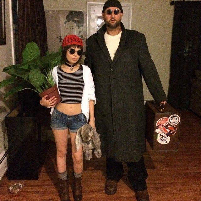 """Léon & Mathilda: Halloween 2014"""