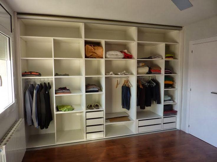 17 mejores ideas sobre armarios melamina en pinterest for Muebles para zapatos en melamina