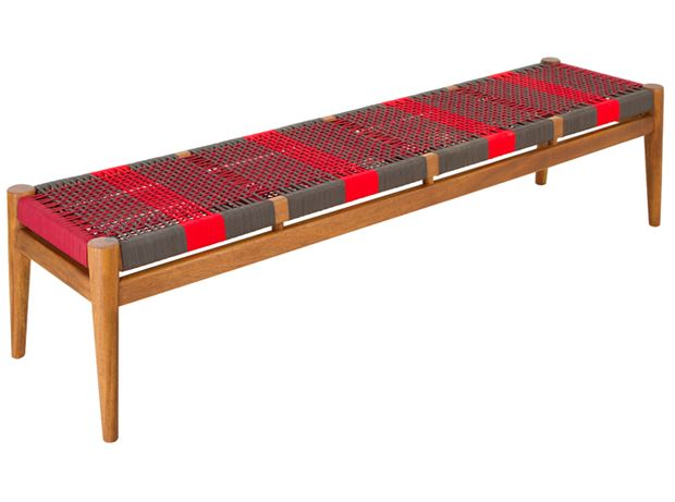 Nguni Four Seater Bench | product | vogel