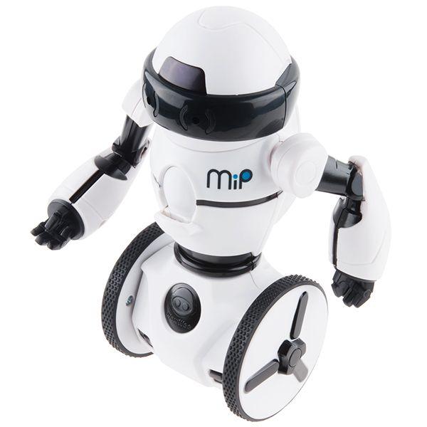 It drives, dances, plays games and follows you! Introducing the *MIP Robotic Platform*
