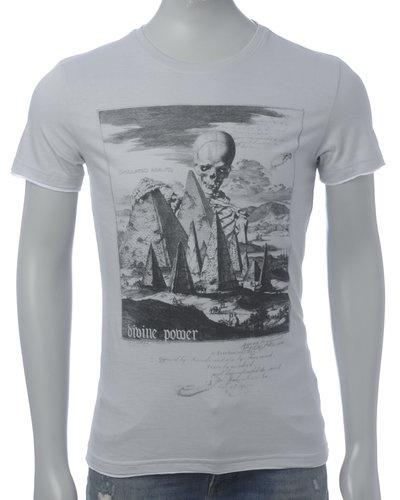 Solid T-skjorte (Light Grey) - Smartguy.no - $160nok