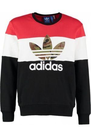 Hombre Sudaderas - Adidas Sudadera black