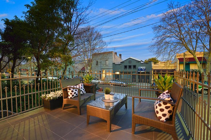 Classic renovated terrace with oversize garage - 34A Nelson Street Annandale at Pilcher Residential