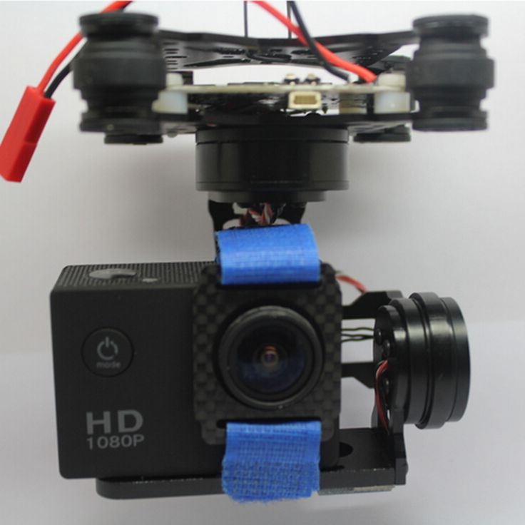 68.18$  Watch more here  - New Gopro 3-Axis Brushless Gimbal Camera Mount & 32bit Storm32 Controller for DJI Phantom 1 2 &Walkera QX 350 DIY Drone