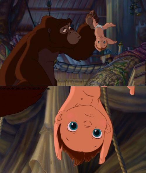 *KALA & TARZAN ~ Tarzan, 1999                                                                                                                                                     More