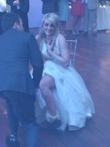 Jamie Lynn Spears Wedding Pictures