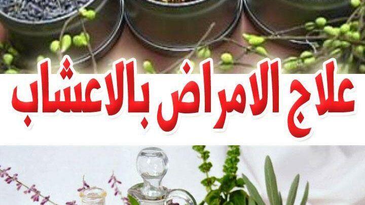 العلاج بالاعشاب الطبيعية لجميع الامراض
