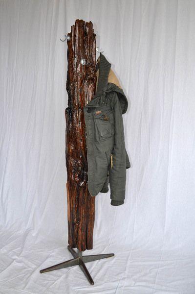 Eichenbalken Garderobe Mit Charme U0026 Patina (5) Von Deep MPree Via Dawanda.