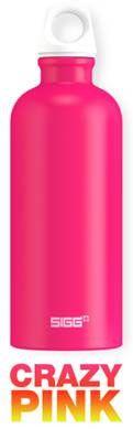 #Trinkflaschen auf der #Punk-Seite des Lebens Diese punkige Kollektion aus drei 0,6 L #SIGG-#Flaschen ist alles andere als gewöhnlich: Die drei leuchtenden Neonfarben und der neue weiße Drehverschluss machen die Flaschen zu einem echten Blickfang.