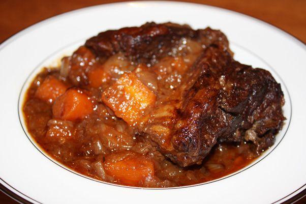 braised short ribs dutch oven - photo #1