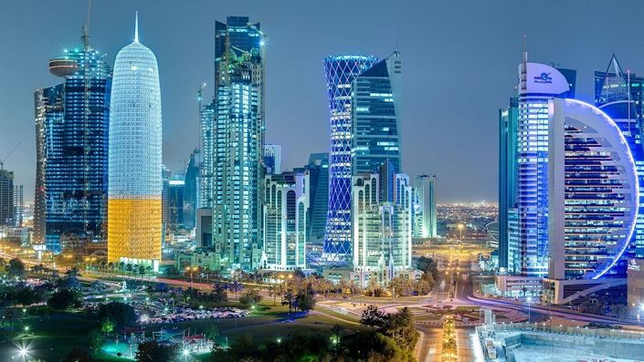 Qatar the most rich country,The best destination for 2014, a perfect place to have a luxury life