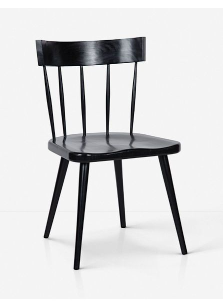 Neema Chair Black Dining Chairs Black Dining Chairs Wooden