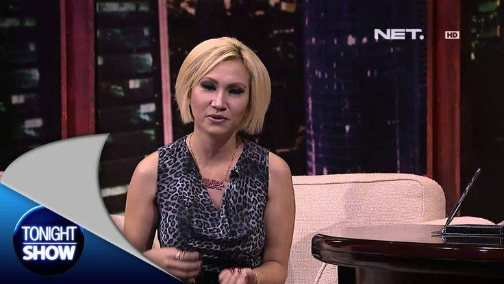 Tonight Show - DJ Seksi Milinka Menjelaskan Lebih Dekat Profesi DJ