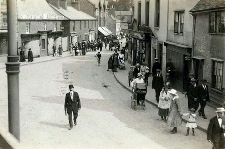 Hornchurch High Street 1910