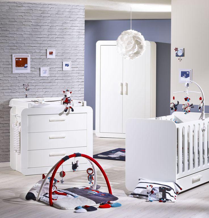 Collection astride blanc par sauthon astuce déco associez notre collection textile mister bouh