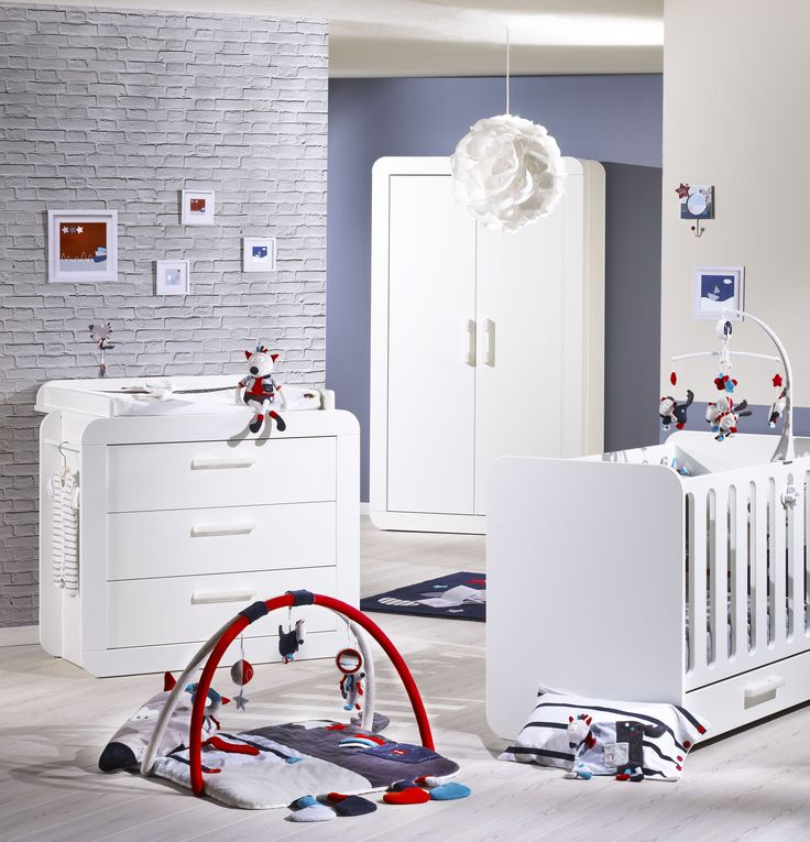 Collection astride blanc par sauthon astuce d co for Collection chambre bebe